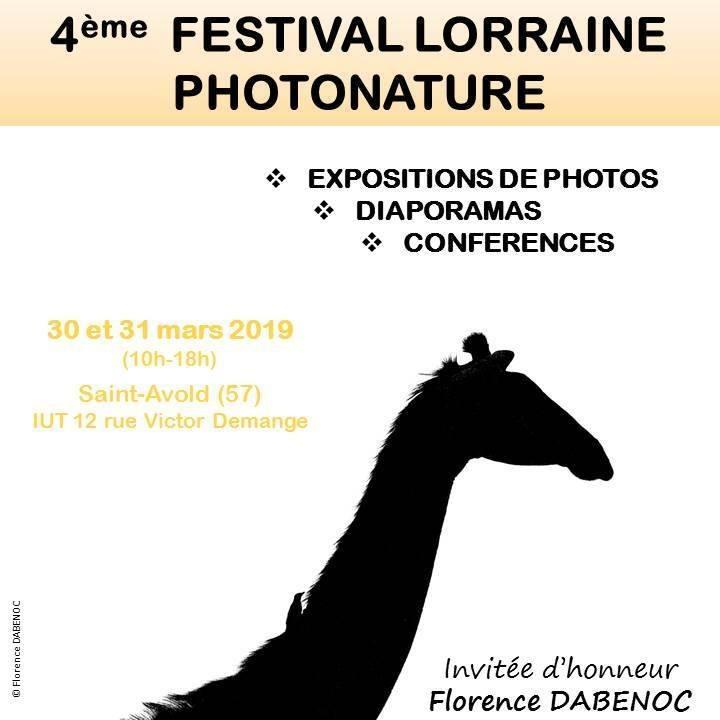 Festival Lorraine Photonature
