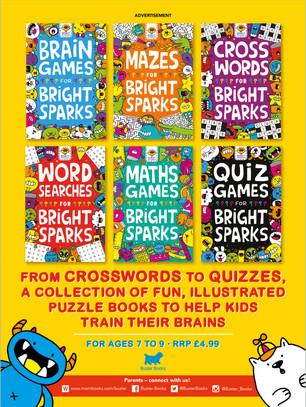 Bright Sparks series