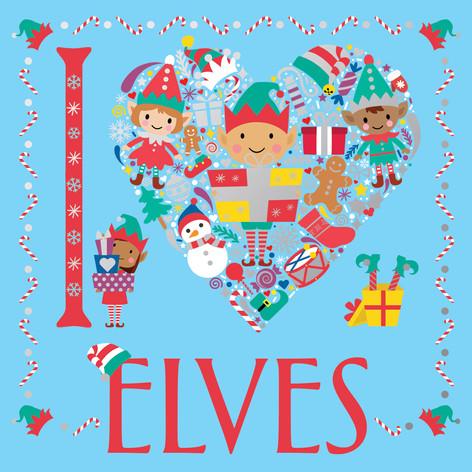 I Heart Elves