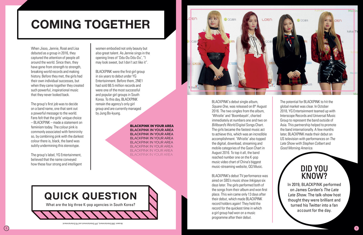 BLACKPINK: Queens of K-Pop: The Unauthorized Fan Guide