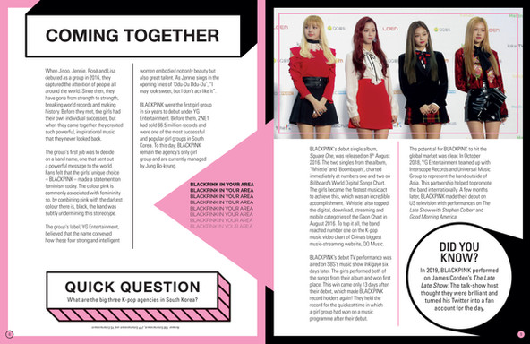 BLACKPINK: Queens of K-Pop: The Unauthorized Fan Guide