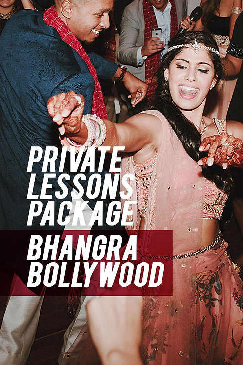 Private Lessons Package - 5 Series