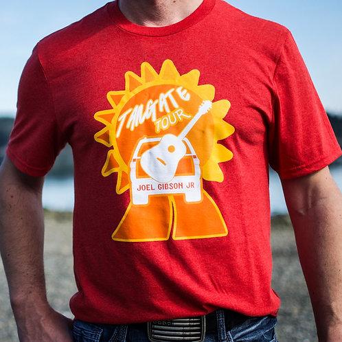 Tailgate Tour Shirt & Sticker
