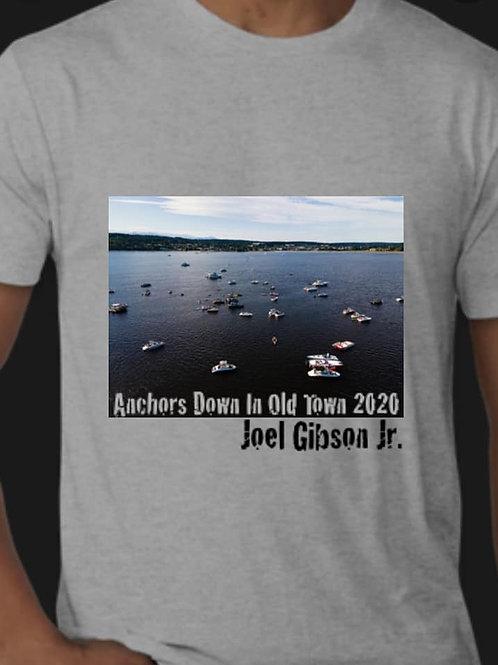 Anchors Down - T-Shirt
