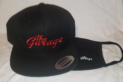 The Garage Hat & Mask