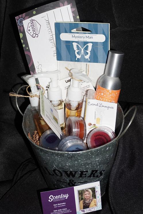 Scentsy Basket & Gift Card