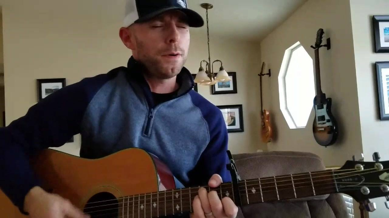 Sorry to keep you waiting but I hope it was worth it!! No one has ever heard this song.. well, except one, of course! This is one of my favorites I've written so far, so if you like it, love it or want to hear it at one of my next shows, share the he