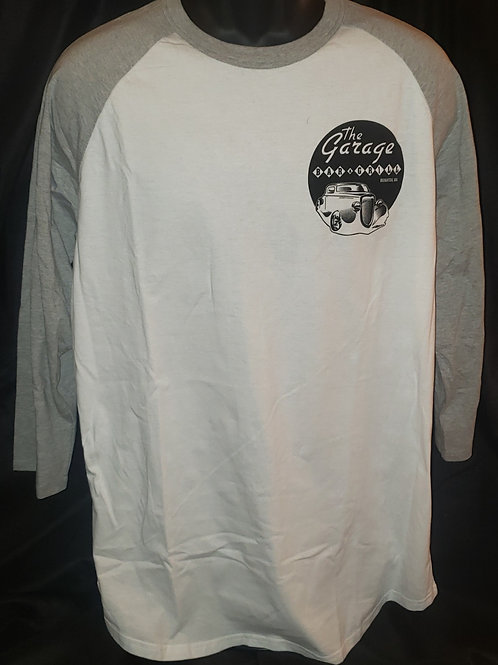 The Garage Shirt 3/4 Length