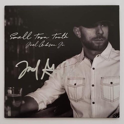 CD Autographed & Numbered 1-100