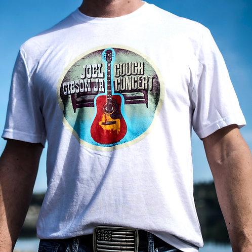 Couch Concert Shirt & Sticker