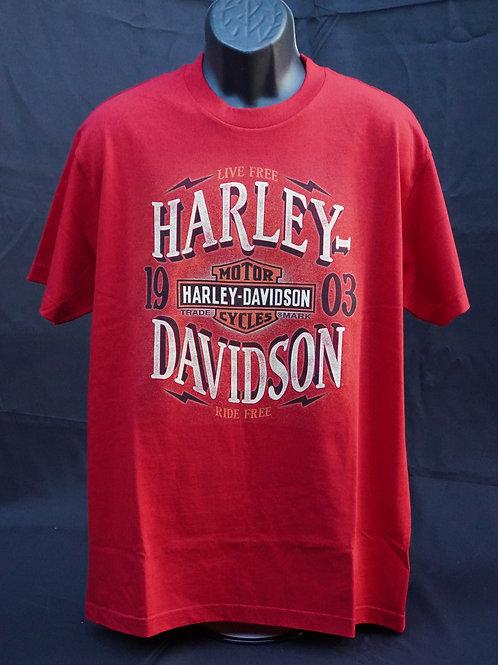 Harley Davidson - Fife T-Shirt #1
