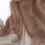 Thumbnail: 100% Cashmere Light Scarf Shawl Latte