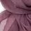 Thumbnail: 100% Cashmere Feather Light Scarf/Shawl Plum