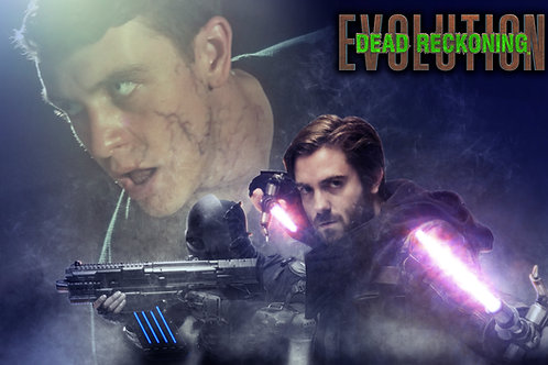 DR Evolution Episode 1 Poster (17x11in) PREORDER
