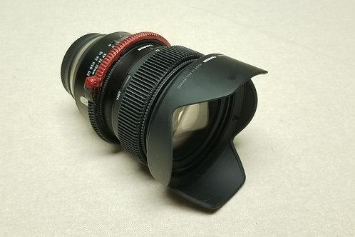 Tamron 24-70mm F2.8 G2 with custom FF Gears