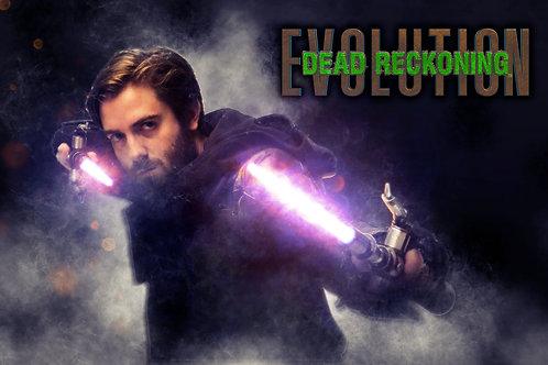 DR Evolution Agent John Blake Poster 1 (17x11in) PREORDER