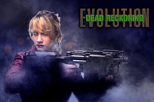 DR Evolution Agent Jen Dark Poster 1 (17x11in) PREORDER