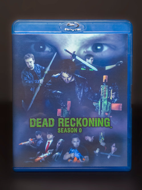 [Kid-Friendly] Dead Reckoning Season 0 Blu-Ray/DVD (PRE-ORDER)