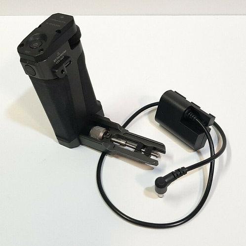 Tilta Side Focus Handle LP-E6 Type I (BMPCC4K/6K) + Dummy Battery