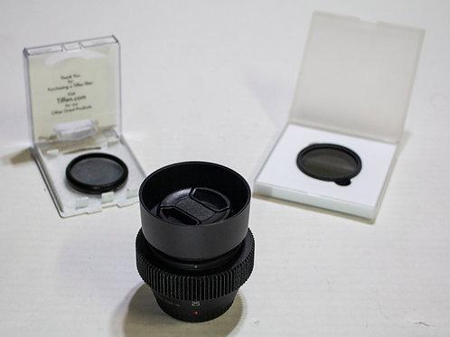 RENTAL: Panasonic Lumix 25mm F1.7 Lens Kit