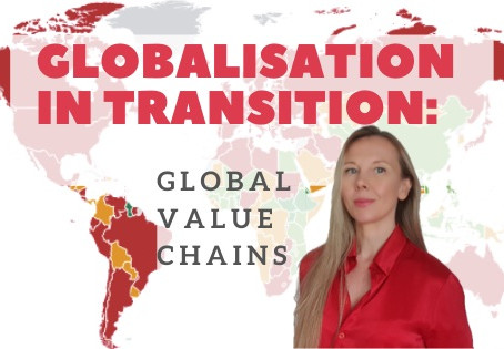 Globalisation in transition: the structure of global value chains