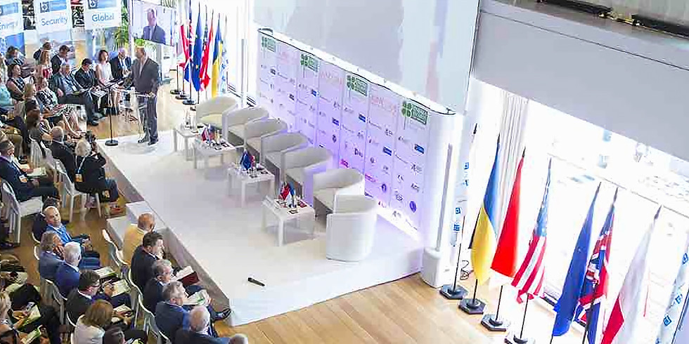 Energy Security Forum in Yacht Club