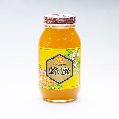 宇和の蜂蜜・百花蜜 1200g
