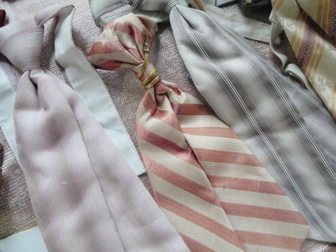 cravates enfants début 20e siècle