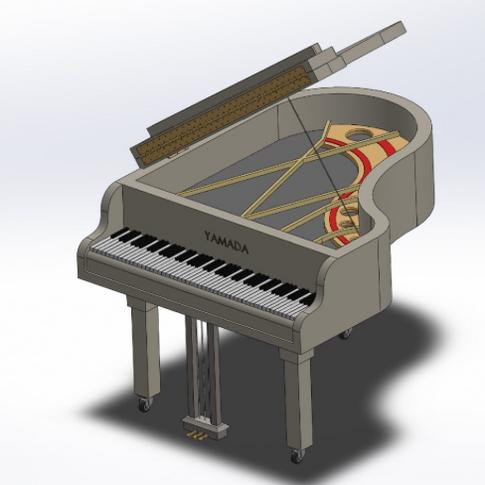 Yurkia Yamada: Piano