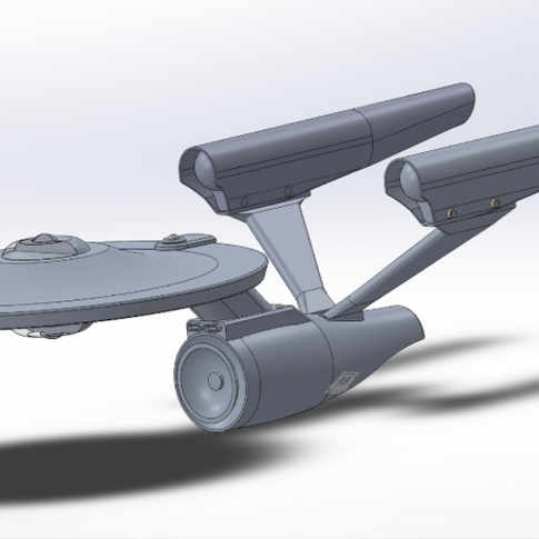 Ethan Cai: Starship Enterprise