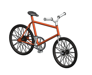 Linda Zaragoza's Bike