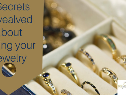 Seven Secrets Revealed about Selling your Jewelry!