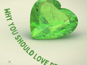 Why YOU should LOVE Peridot!