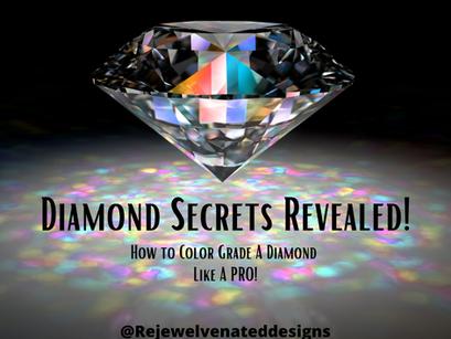How to Color Grade a Diamond Like A PRO!