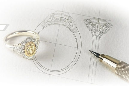 Custom Jewelry Design and repurposing