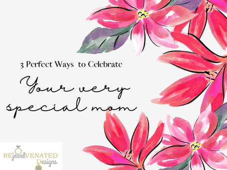 How to make your Mother's Day gift one to Remember!