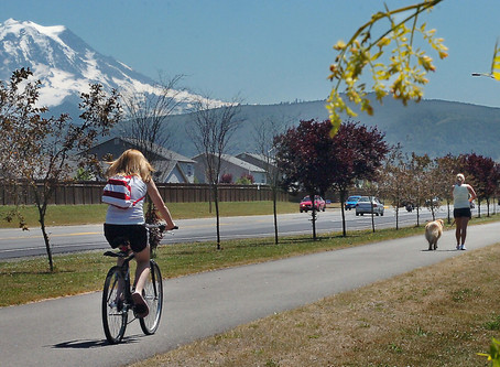 Foothills Trail Expansion 2016/2017