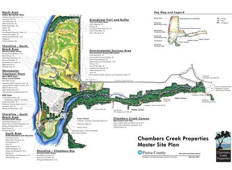 Chambers Creek Trail – A multi-agency trail network