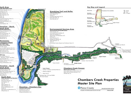 Chambers Creek Trail – A multi-agency trail network