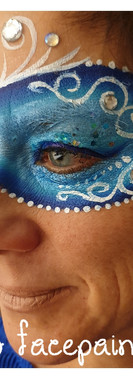 kando facepainting hire me for balls