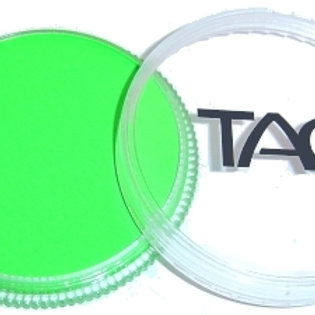 Green Neon | Tag Body Paint