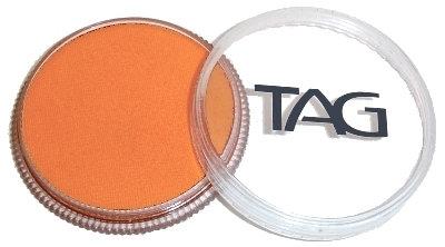 Orange   Tag Body Paint