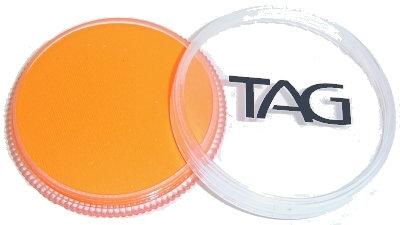 Orange Neon   Tag Body Paint