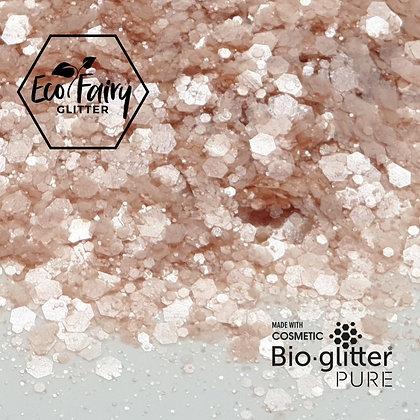 EcoFairy Rose Mix Biodegradable Pure Glitter