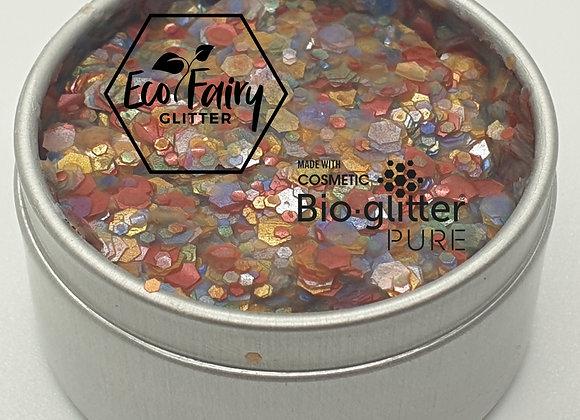 Rainbow BioGlitterTM Balm   Pure
