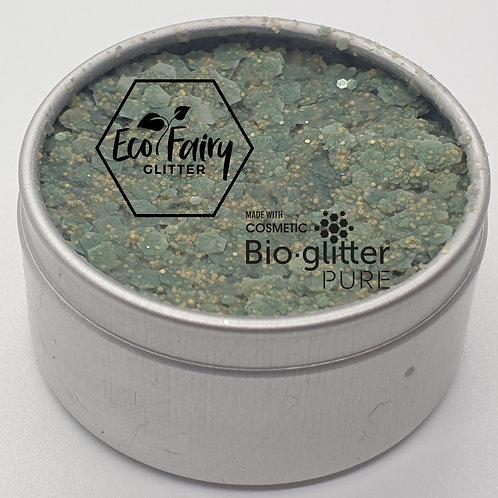 Basil BioGlitterTM Balm | Pure
