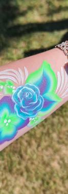 kando facepainting new paint swatch