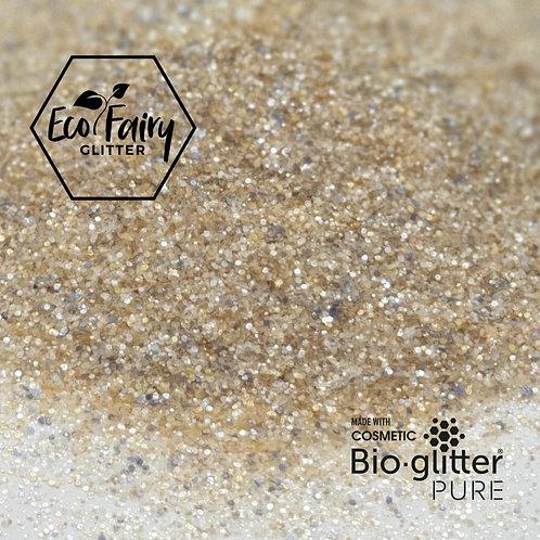 Daisy Miniature Loose BioGlitterTM Pure