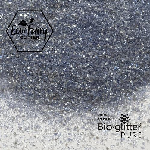 River Miniature Loose BioGlitterTM Pure