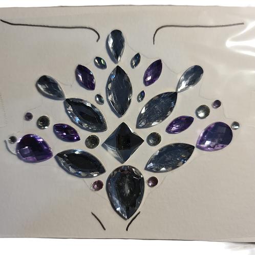 Chest Bling | Lavender